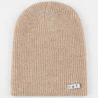Neff Daily Heather Beanie Tan One Size For Men 24589941201