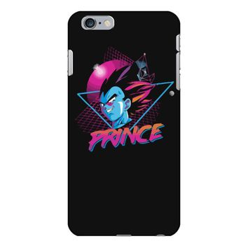 80's saiyan prince iPhone 6 Plus/6s Plus Case