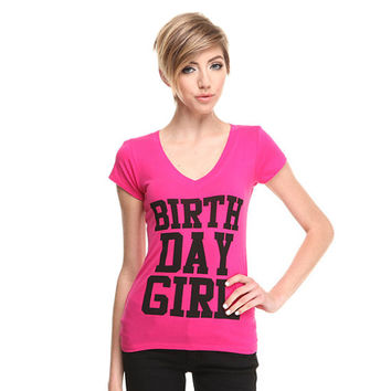 18th Birthday Shirt - Pink 18th Birthday T-shirt, Eighteen Birthday Top, Eighteenth Birthday Shirts, 18th Birthday Party, I'm 18 Today