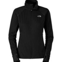 The North Face Women's Shirts & Sweaters WOMEN'S ALPINE HYBRID FULL ZIP