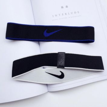 NIKE Sports Casual Letter Simple Hair Band Of Yoga And Fitness Headband Headband With Headbands