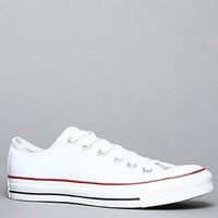 The Chuck Taylor All Star Lo Sneaker in Optical White