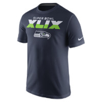 Nike Super Bowl XLIX (NFL Patriots) Men's T-Shirt