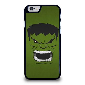 HULK MARVEL COMICS MINIMALISTIC iPhone 6 / 6S Case