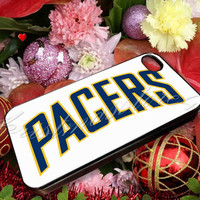 Indiana Pacers NBA - for iPhone 4/4s, iPhone 5/5s/5c, Samsung S3 i9300, Samsung S4 i9500 Hard Case