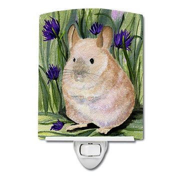 Chinchilla Ceramic Night Light SS8206CNL