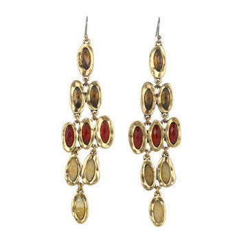Multi-Color Chandelier Earrings