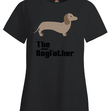 The Dogfather - Ladies T-Shirt