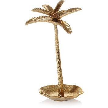 Copper Palm Tree Jewellery Stand | Oliver Bonas