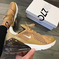 NIKE AIR MAX 270 Atmospheric cushion sports leisure shoes