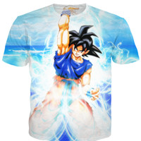 Dragon Ball Z - Custom T-Shirt