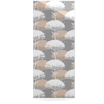 """Julia Grifol """"Charming Tree"""" Luxe Rectangle Panel"""