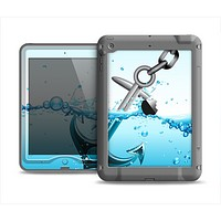 The Anchor Splashing Apple iPad Mini LifeProof Nuud Case Skin Set