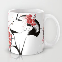 Waiting for You Mug by DesignDinamique