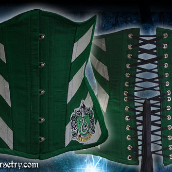 Slytherin Corset