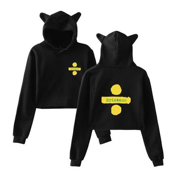 KPOP BTS Bangtan Boys Army  Hip Hop  Ed Sheeran Women Clothes 2018 Hoodies Sweatshirts Kawaii Casual Harajuku Tops  Plus Size Print A-10232-WY15 AT_89_10