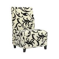 The Good and Evil Chairs-Set of 2