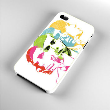 Andy Warhol Design Vector iPhone 4s Case