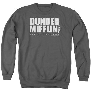 The Office - Dunder Mifflin Adult Crewneck Sweatshirt