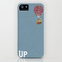 Disney Pixar's Up ~ A Minimalist Poster iPhone Case~~~follow me???~~~