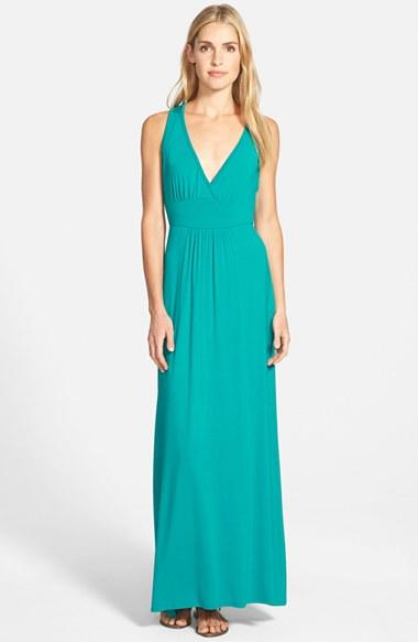 a7d621e815 Women s Loveappella V-Neck Jersey Maxi from Nordstrom