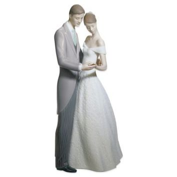 Lladró Together Forever Porcelain Figurine