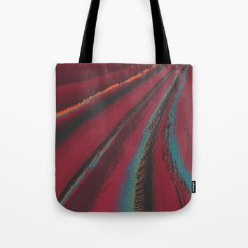 Cozy Sweater - glitch- Tote Bag by DuckyB