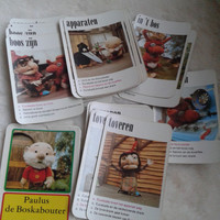 vintage Paulus the  gnome dutch Quartet card game
