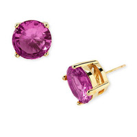 kate spade new york colored stone stud earrings | Nordstrom