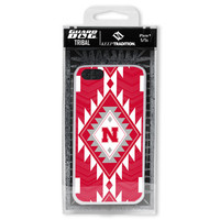 Nebraska Cornhuskers Paulson Designs Tribal Case for iPhone® 5/5s