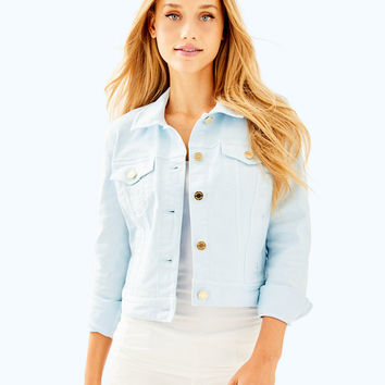 SEASPRAY DENIM JACKET