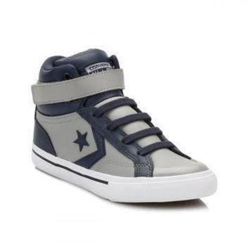 ONETOW converse junior dolphin athletic navy pro blaze hi trainers