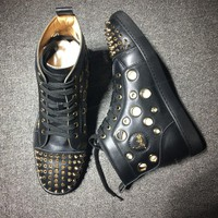 Cl Christian Louboutin Style #2169 Sneakers Fashion Shoes