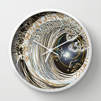 Be^Come°ing Wall Clock by ChiTreeSign