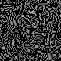 Ab Linear Black Removable Wallpaper
