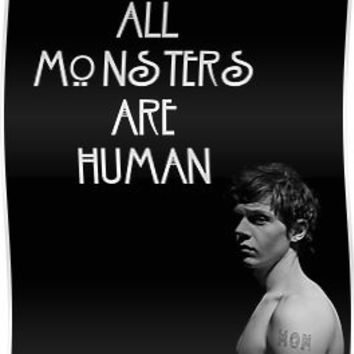 All Monsters Are Human [Kit Walker] [POSTER]