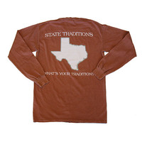 Texas Austin Gameday Long Sleeve T-Shirt