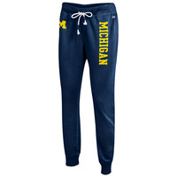Ladies Pants & Shorts Champion University of Michigan Ladies Navy University Sweatpant