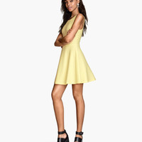 H&M Circle-skirt Dress $9.95