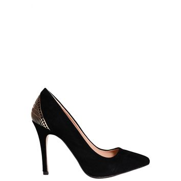 Pointed Toe Pumps - Kely Clothing