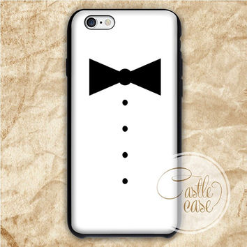 Tie Design Funny Case iPhone 4/4S, 5/5S, 5C Series Hard Plastic Case