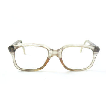 Vintage reading glasses, spectacle frames, hipster glasses, sun glasses, clear frame, plastic frame, brown eyewear, eyeglasses