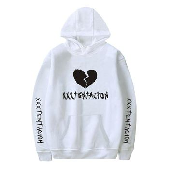 Men's 'KILL' HOODIE hooded Streetwear  XXX Tentacion Bad Vibes Forever