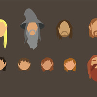 The Fellowship of the Ring (Horizontal)