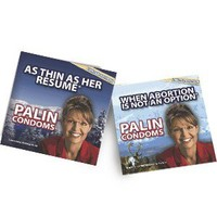 Stupid.com: Sarah Palin Condom Set