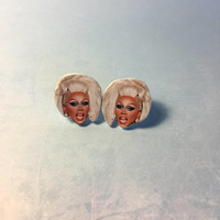 Rupaul Stud Earrings