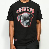 4 Hunnid Blue Nose Black T-Shirt | Zumiez