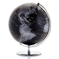 World Globe - Black | Decorative Accessories | Home Accents | Decor | Z Gallerie