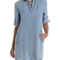 Shift Dress by Charlotte Russe