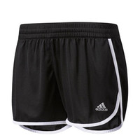 ADIDAS Women's 100M Dash Knit Shorts